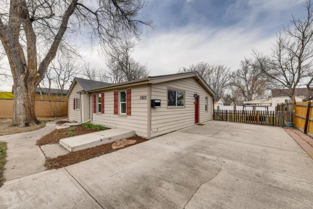 3923 W Exposition Avenue, Denver, CO 80219 (#5905893) :: Mile High Luxury Real Estate