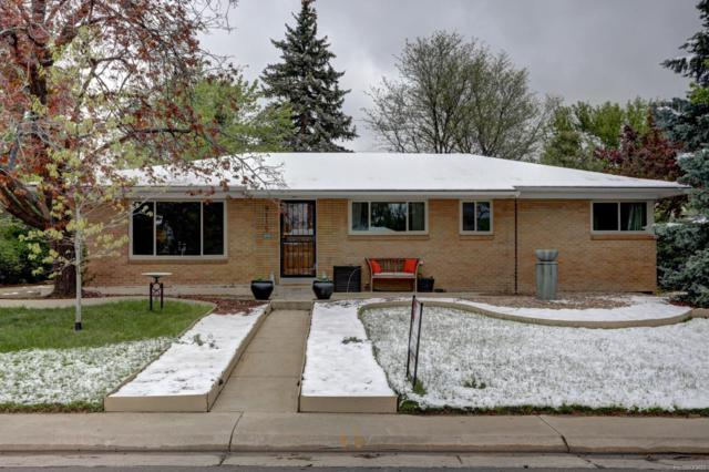 9115 W 4th Avenue, Lakewood, CO 80226 (#5906257) :: The DeGrood Team