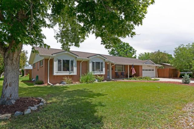 6575 W Nevada Place, Lakewood, CO 80226 (#5906304) :: The HomeSmiths Team - Keller Williams