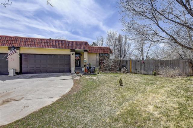 1451 S Salem Way, Aurora, CO 80012 (#5906378) :: The Peak Properties Group