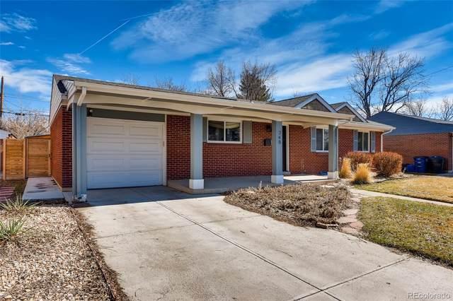 748 S Grape Street, Denver, CO 80246 (MLS #5906687) :: Bliss Realty Group