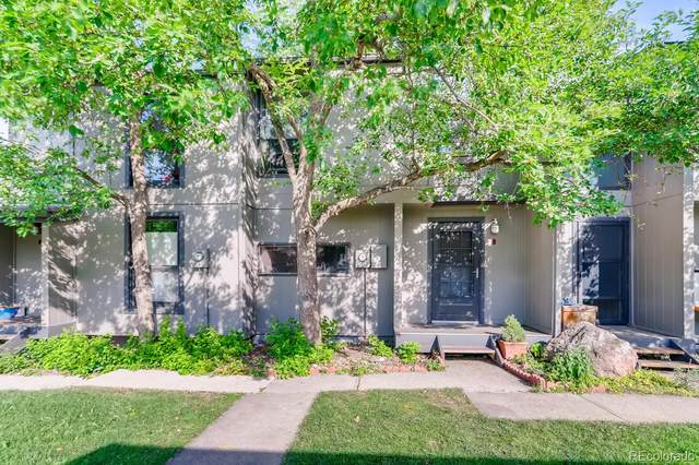 1315 Bear Mountain Drive B, Boulder, CO 80305 (#5907552) :: The Gilbert Group