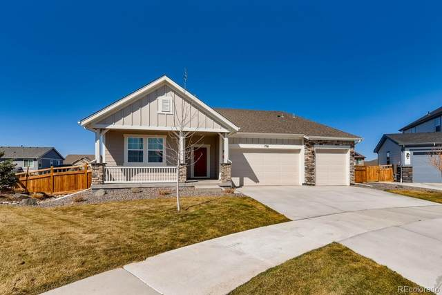 776 Larkspur Court, Brighton, CO 80601 (MLS #5907775) :: The Sam Biller Home Team