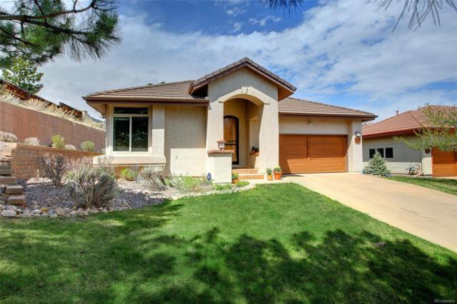 5441 Windsong Court, Morrison, CO 80465 (#5908308) :: The Galo Garrido Group