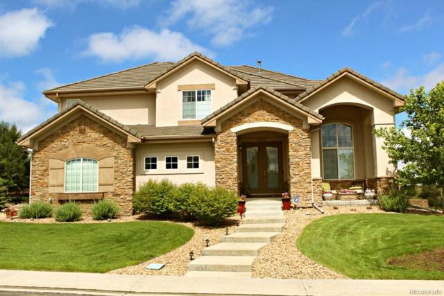 5631 Vistancia Drive, Parker, CO 80134 (#5908366) :: The Peak Properties Group