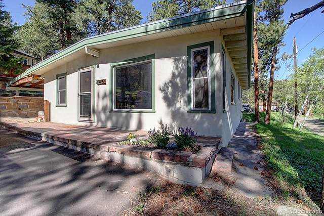 29972 Spruce Road, Evergreen, CO 80439 (#5908414) :: Bring Home Denver with Keller Williams Downtown Realty LLC