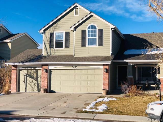 3889 Mallard Drive, Highlands Ranch, CO 80126 (#5909017) :: The Gilbert Group