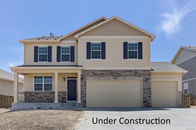 328 Central Avenue, Severance, CO 80550 (MLS #5909059) :: 8z Real Estate