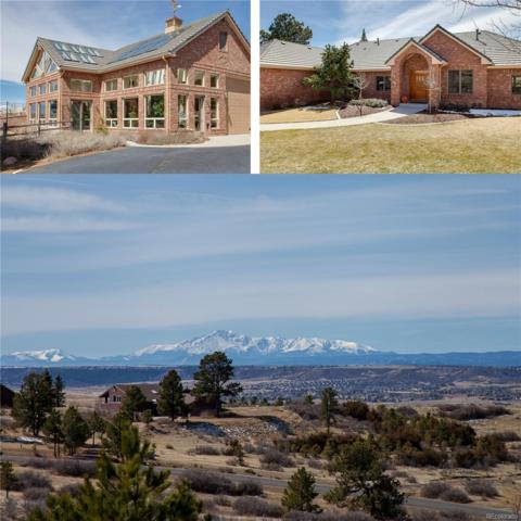 7421 E Sunset Trail, Parker, CO 80134 (#5909858) :: The Peak Properties Group