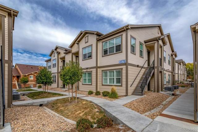 4578 Copeland Circle #104, Highlands Ranch, CO 80126 (#5909928) :: The DeGrood Team