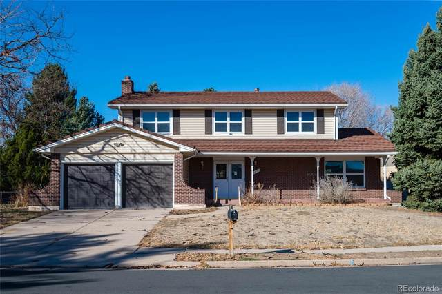 3297 S Geneva Street, Denver, CO 80231 (#5909945) :: Chateaux Realty Group