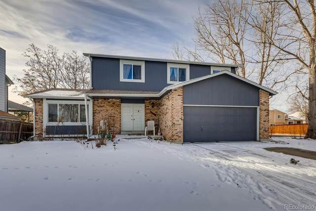 2638 E 102nd Avenue, Thornton, CO 80229 (#5910465) :: The Scott Futa Home Team
