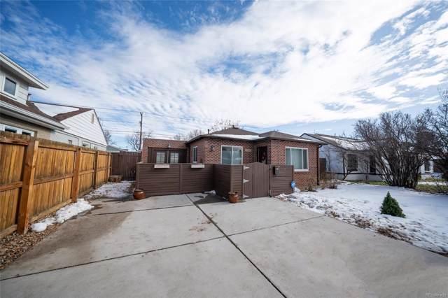 2510 Oneida Street, Denver, CO 80207 (#5910468) :: The Peak Properties Group