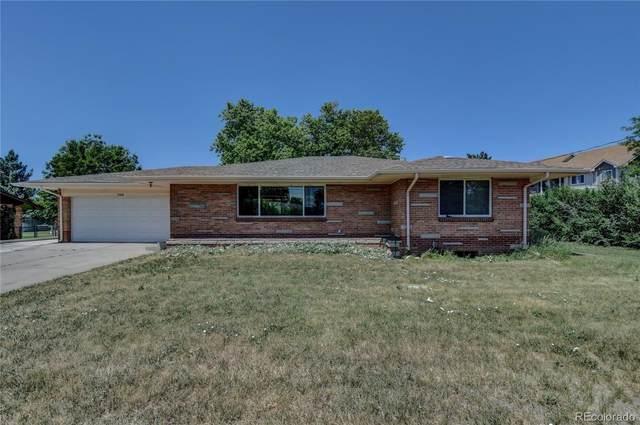 705 S Pierce Street, Lakewood, CO 80226 (#5910500) :: Bring Home Denver with Keller Williams Downtown Realty LLC