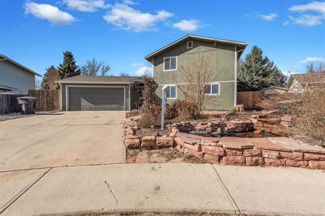 1247 Kinnikinnick Court, Longmont, CO 80504 (MLS #5910596) :: 8z Real Estate