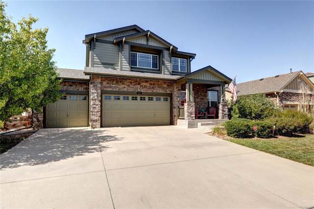287 N Coolidge Way, Aurora, CO 80018 (#5910806) :: 5281 Exclusive Homes Realty