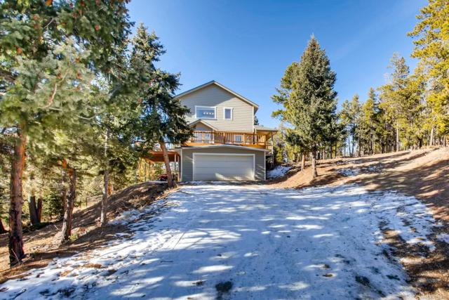 6979 Weasel Way, Evergreen, CO 80439 (#5910816) :: Colorado Home Finder Realty