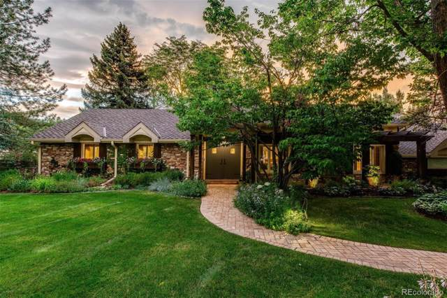 7 Cherry Vale Drive, Cherry Hills Village, CO 80113 (MLS #5911119) :: Bliss Realty Group