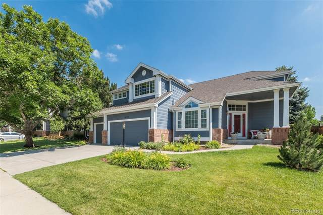 16332 Parkside Drive, Parker, CO 80134 (#5911271) :: The Colorado Foothills Team   Berkshire Hathaway Elevated Living Real Estate