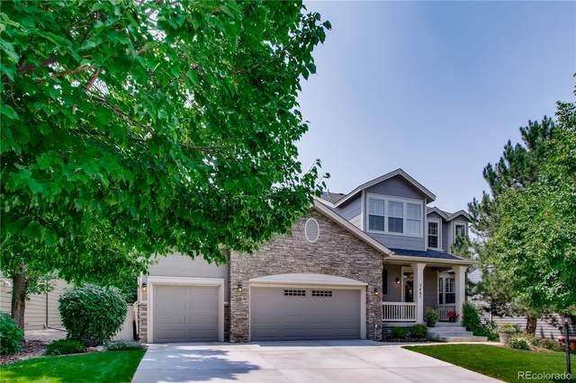 7461 S Lee Way, Littleton, CO 80127 (#5912514) :: Finch & Gable Real Estate Co.