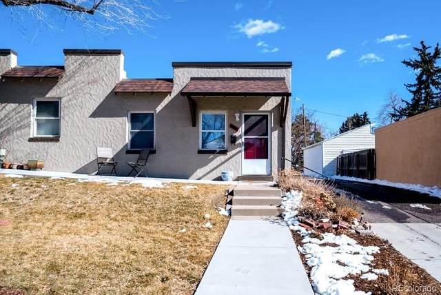 2660 Utica Street, Denver, CO 80212 (#5912674) :: iHomes Colorado
