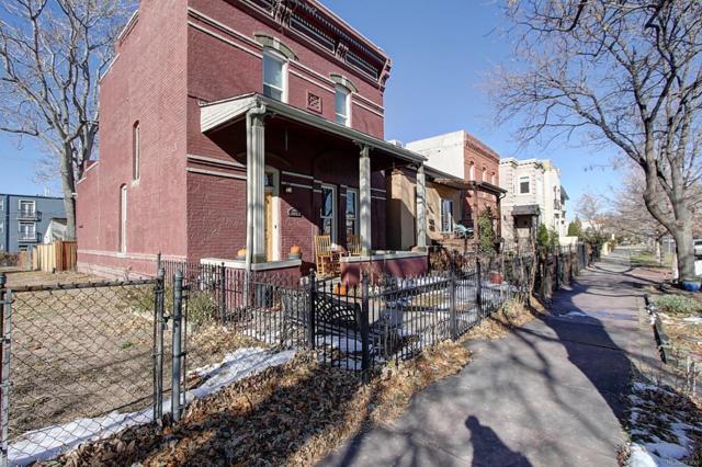 2333 Tremont Place, Denver, CO 80205 (#5912803) :: The HomeSmiths Team - Keller Williams