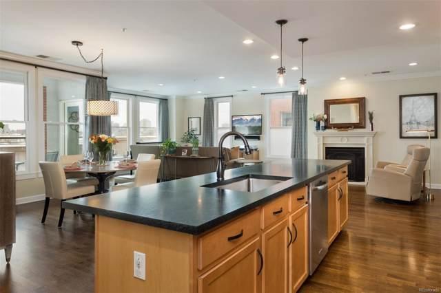 1630 Clarkson Street #702, Denver, CO 80218 (#5912986) :: Bring Home Denver with Keller Williams Downtown Realty LLC