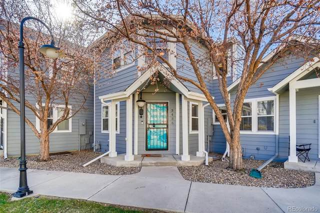 3436 S Sherman Street, Englewood, CO 80113 (#5913131) :: Portenga Properties
