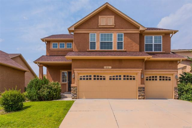 5840 Yancey Drive, Colorado Springs, CO 80924 (#5913200) :: The Peak Properties Group