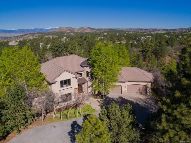 131 Equinox Drive, Castle Rock, CO 80108 (#5913227) :: Sellstate Realty Pros