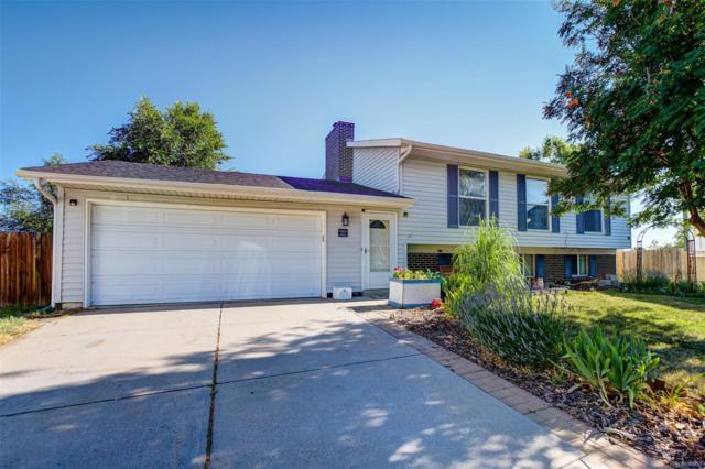 2524 S Laredo Court, Aurora, CO 80013 (MLS #5913373) :: 8z Real Estate