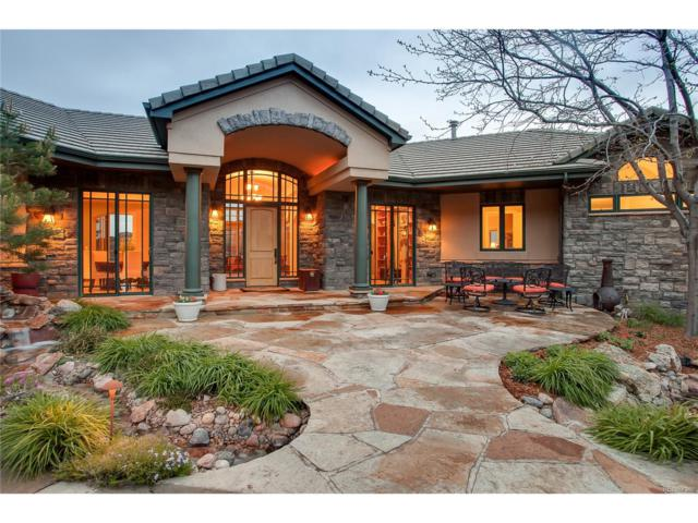 4695 Ponderosa Trail, Littleton, CO 80125 (#5913683) :: The Sold By Simmons Team
