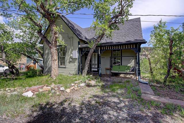 340 Casey Street, Central City, CO 80427 (#5914388) :: Mile High Luxury Real Estate
