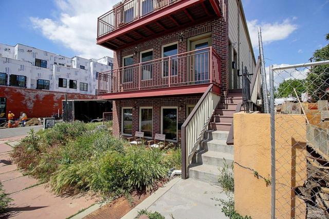 3301 Navajo Street #2, Denver, CO 80211 (#5914523) :: House Hunters Colorado