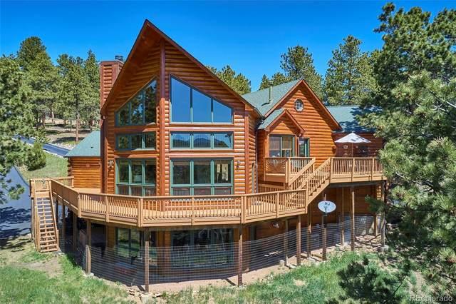 968 Peak To Peak Hwy, Nederland, CO 80466 (#5914572) :: Colorado Home Finder Realty