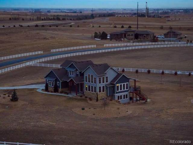 39958 Hilltop Circle, Severance, CO 80610 (MLS #5914649) :: 8z Real Estate