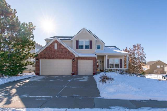 20708 E Fair Lane, Centennial, CO 80016 (#5914750) :: The Healey Group