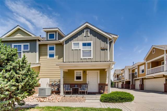 11947 Riverstone Circle A, Commerce City, CO 80640 (MLS #5914816) :: 8z Real Estate