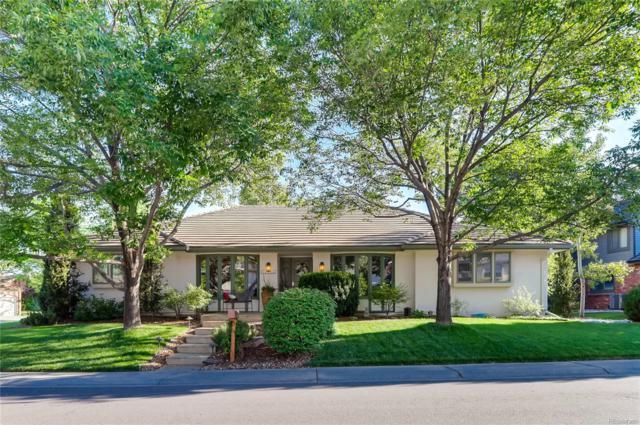 10966 E Crestline Circle, Englewood, CO 80111 (#5915869) :: Wisdom Real Estate