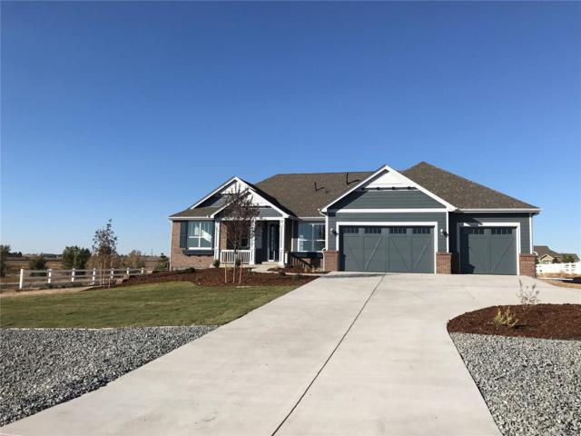 31353 E 163rd Avenue, Hudson, CO 80642 (#5916122) :: Bring Home Denver