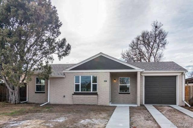 3841 N Harrison Street, Denver, CO 80205 (#5916131) :: Compass Colorado Realty