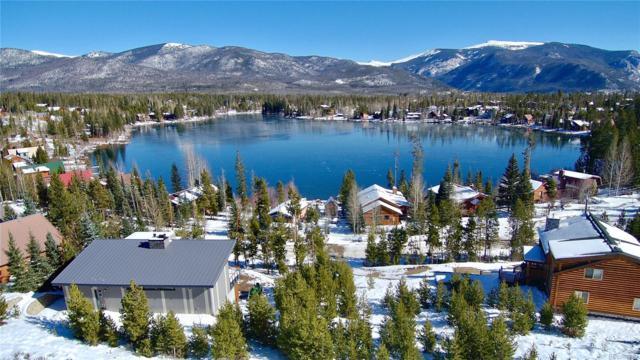 804 County Road 494, Grand Lake, CO 80447 (#5916444) :: The Heyl Group at Keller Williams