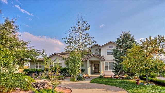 1245 Bowstring Road, Monument, CO 80132 (#5916485) :: iHomes Colorado