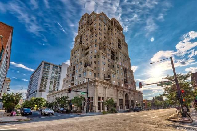 300 W 11th Avenue 11H, Denver, CO 80204 (#5916537) :: Briggs American Properties