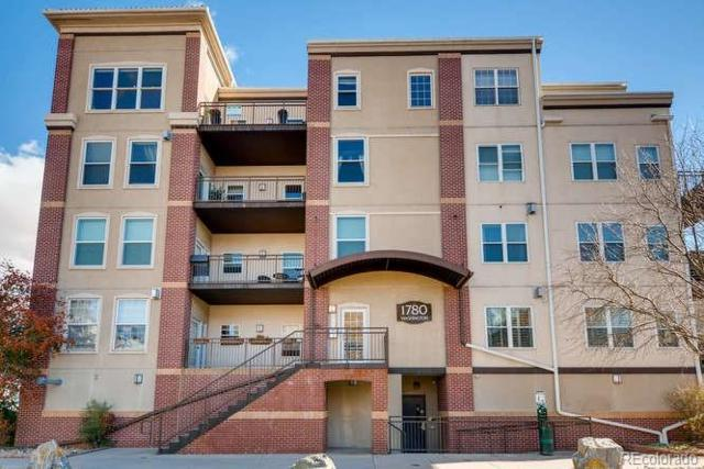 1780 Washington Street #401, Denver, CO 80203 (#5916600) :: The Heyl Group at Keller Williams