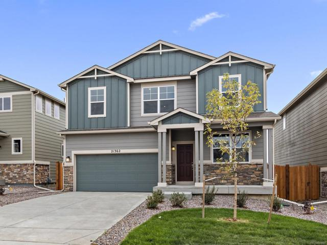 21362 E Princeton Place, Aurora, CO 80013 (#5916771) :: The Heyl Group at Keller Williams