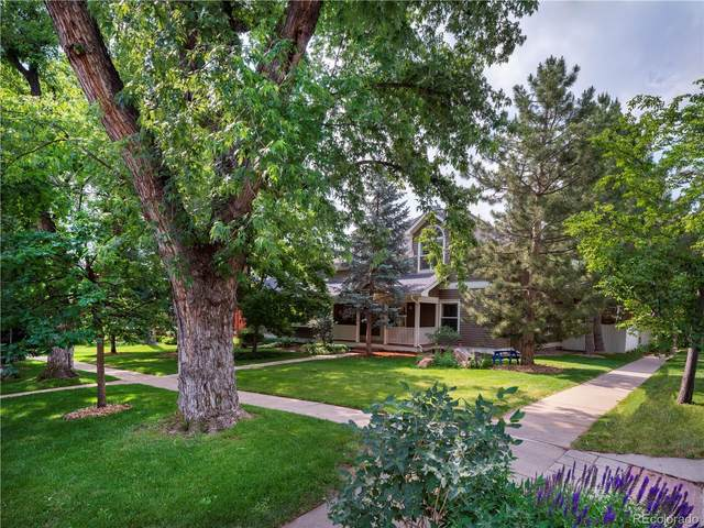 502 Highland Avenue, Boulder, CO 80302 (#5916915) :: The Gilbert Group