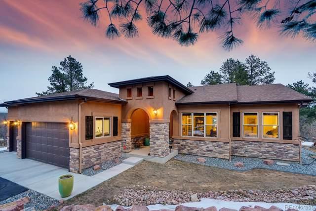 8056 Monarch Road, Larkspur, CO 80118 (MLS #5917102) :: 8z Real Estate