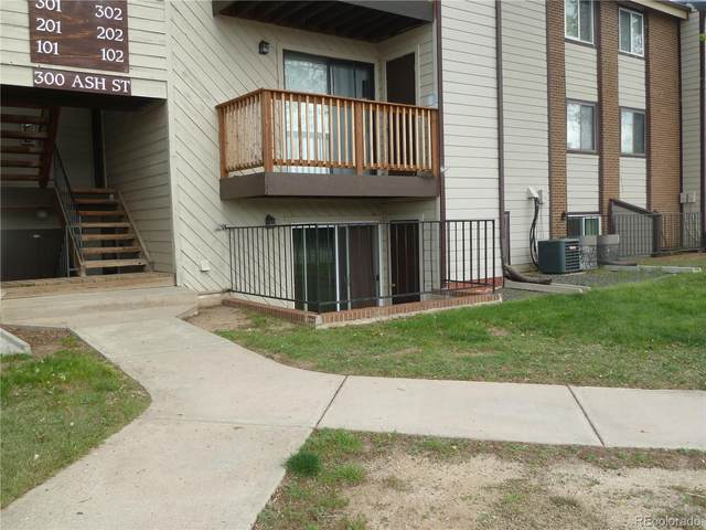 300 Ash Street #102, Bennett, CO 80102 (#5917539) :: Real Estate Professionals