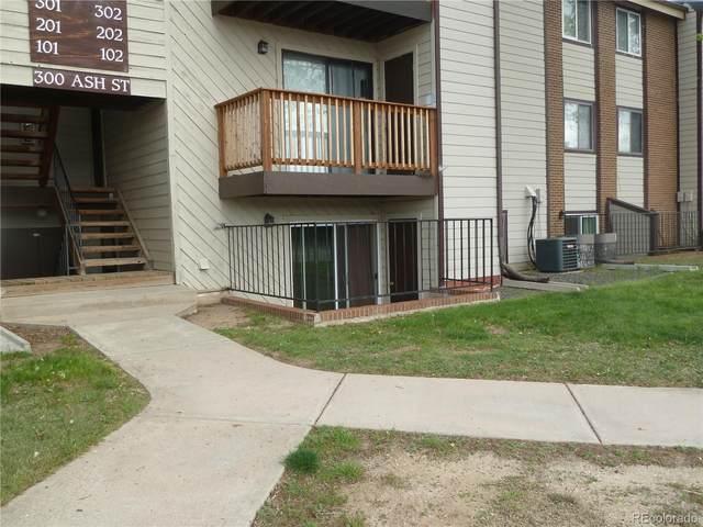 300 Ash Street #102, Bennett, CO 80102 (#5917539) :: Briggs American Properties